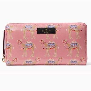 NWT Kate Spade Daycation Wallet